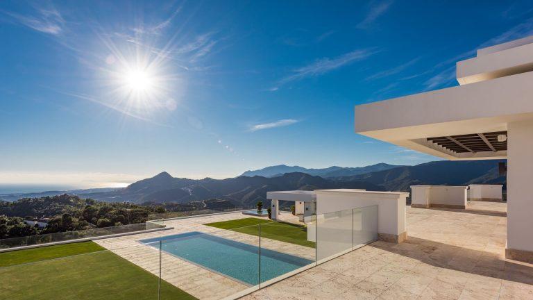 sector inmobiliario del lujo